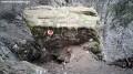 Ösvény a Bárbes agyarai alatt - Bucsecs-hegység