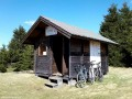Hegyi menedékhely - Szellő-tető