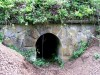 Mini alagút a vasút alatt - Tusnádfürdő