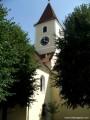 Kistorony evangélikus templom - Nagyszeben