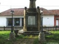SZNM 5 Csernáton - Hősök emlékműve