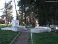 A hősök régi temetője - Csíkszereda