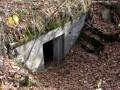 világháborús bunker Kékvíz patak Hargita