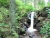 Kőfotel-vízesés - Bánya-patak