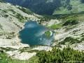 Zergebak-tó - Retyezát hegység