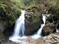Lapos-patak vízesései - Békás-szoros