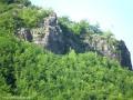 Kormos-kő sziklakilátó - Fenyőkút