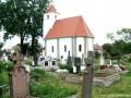 Szent János kápolna - Csíkbánkfalva