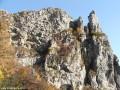 Ticuiata-szikla Csáklya-szoros
