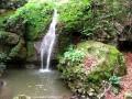 Kerék-domb alatti vízesés - Ágostonfalva