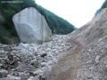 Velnica kőbánya vízesései