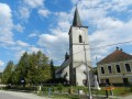Evangélikus templom - Riomfalva