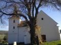 Sepsibesenyő régi temploma