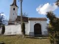Unitárius templom - Homoródújfalu
