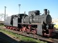 Keskeny nyomtávú mozdony kocsiszín - Marosvásárhely