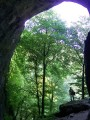 Czárán Gyula-barlang - Mézged
